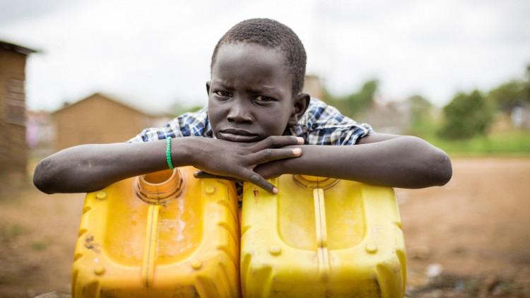 L'approvisionnement en eau potable, un service vital pour la population du Soudan du Sud