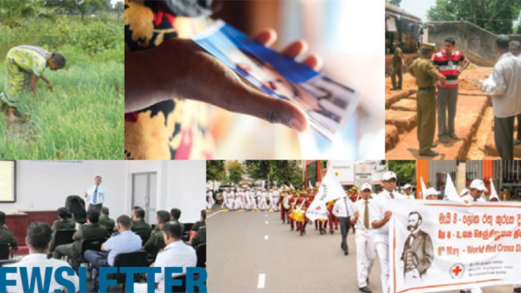 ICRC activities in Sri Lanka - Delegation newsletter, December 2014