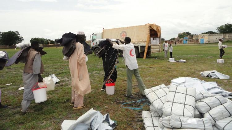 Soudan : le CICR réaffirme son engagement et accroît son aide aux familles touchées par le conflit