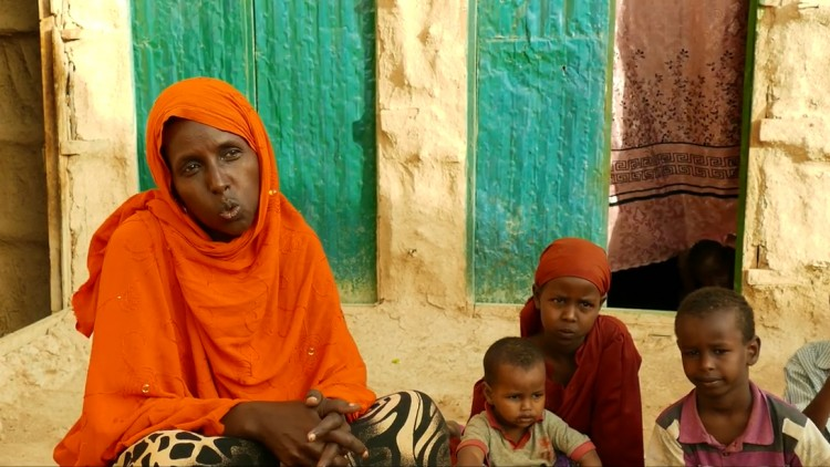 Somalia: Supporting vulnerable women