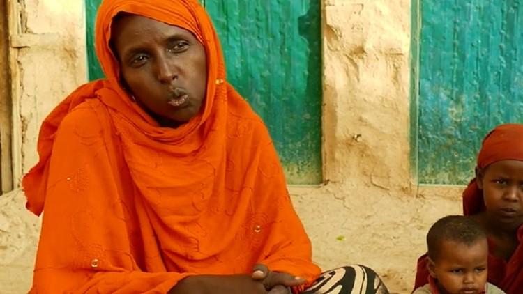 Somalia: apoyo para mujeres vulnerables