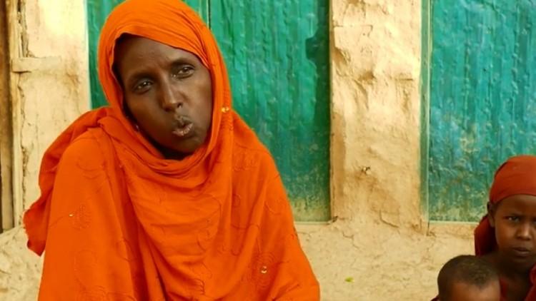 Somália: apoio às mulheres vulneráveis