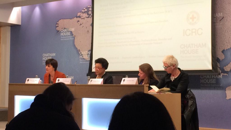 Humanitarian law vital in responding to sexual violence