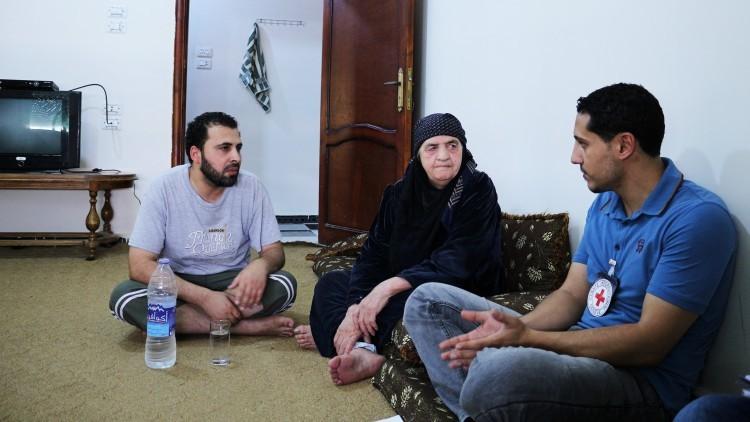 Jordania: el CICR asiste a ciudadanos sirios en la frontera nordeste