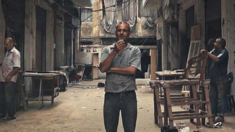 RUE DE SYRIE