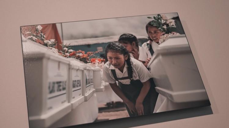 Perú: Huancayo acoge exposición fotográfica sobre personas desaparecidas