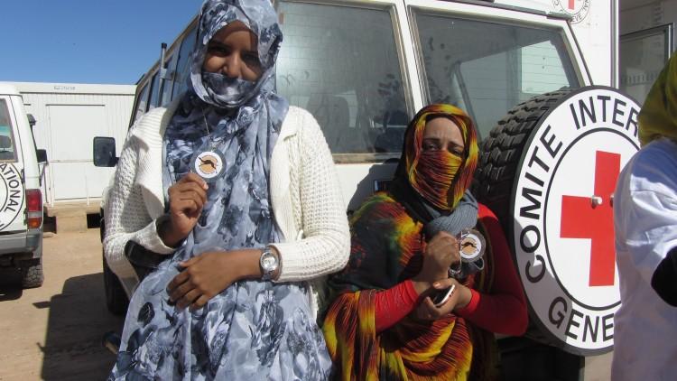 Algeria: Desert marathon