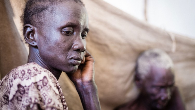 'They die unnoticed.' Medical crisis grows in South Sudan