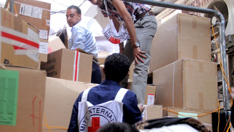 Yemen: Desperately needed medical supplies reach Taiz