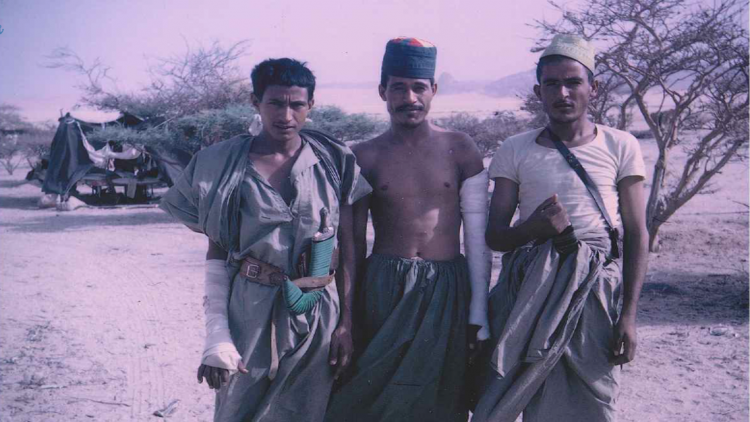 Video: A 50 year memory of war surgery in Yemen