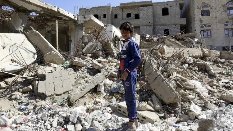 Die Verantwortung für die Bekämpfung der Unterernährung im Jemen liegt bei den Kriegsparteien.