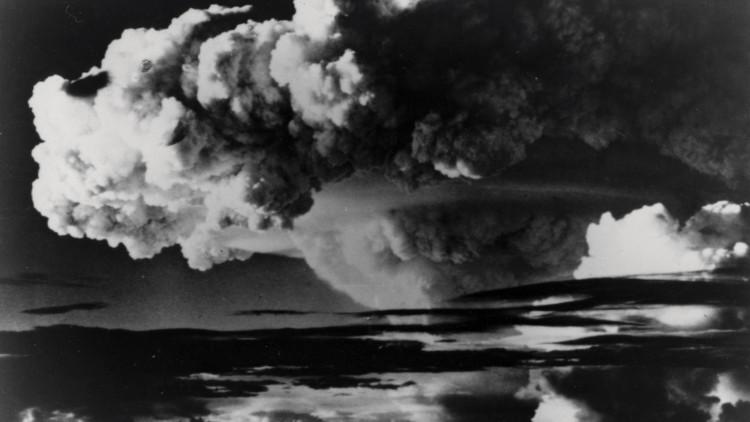 核武器:避免全球灾难