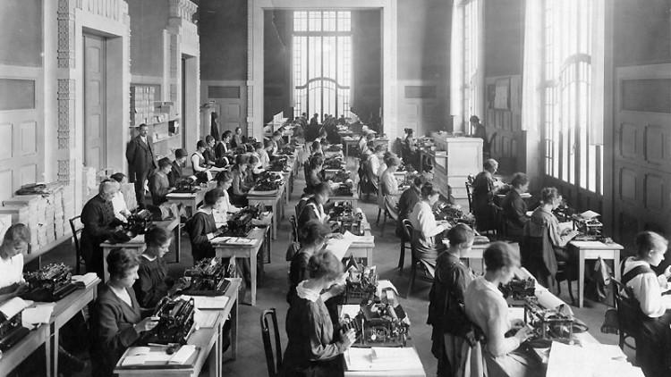 Primera Guerra Mundial (1914-1918): la Agencia Internacional de Prisioneros de Guerra