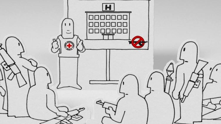 Что значит работать в МККК?