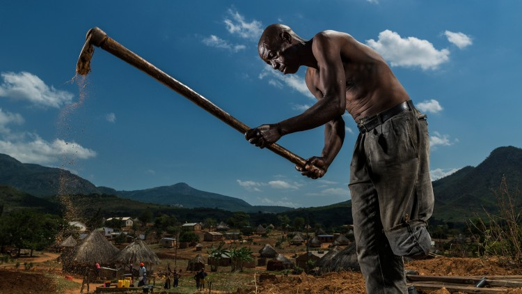 Minas antipersonal: un legado de la guerra, en fotos