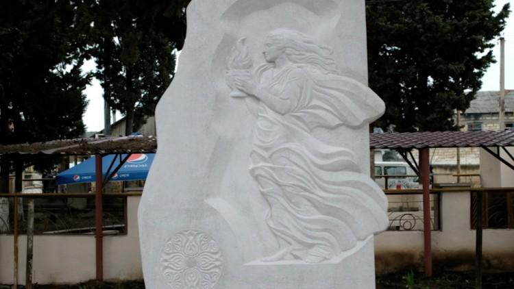 """""""Она получилась такой, как мы надеялись"""": стела в память о пропавших без вести в Нагорном Карабахе"""