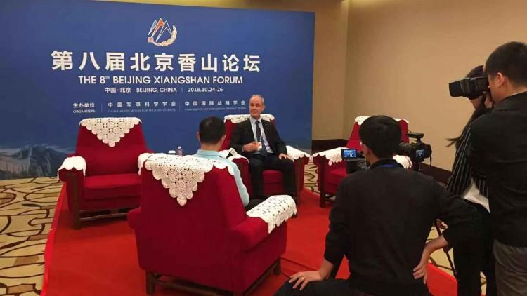 """""""我们愿与中国军队开展更深入的合作"""""""