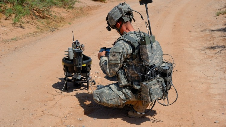 Soldier enhancement: New technologies and the future battlefield
