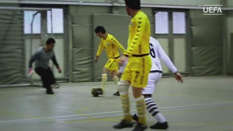 Afganistán: el fútbol mejora vidas
