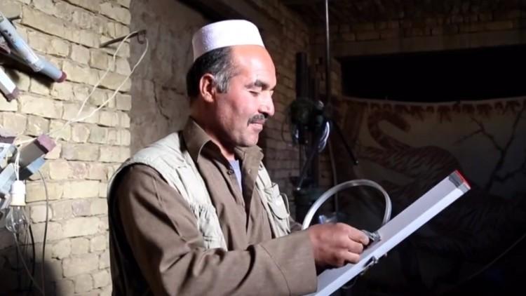 Afghanistan : courage et savoir-faire pour surmonter son handicap