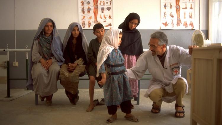 Réadaptation physique en Afghanistan : près de 178 000 bénéficiaires en 30 ans