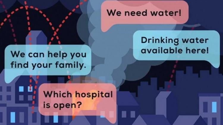 كيفية استخدام وسائل الإعلام الاجتماعي للتواصل مع المتضررين من الأزمات