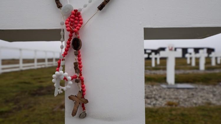 Îles Falklands/Malouines : un projet humanitaire d'identification forensique