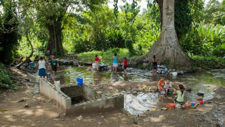 Honduras: facilitando el acceso a agua potable en El Bajo Aguán