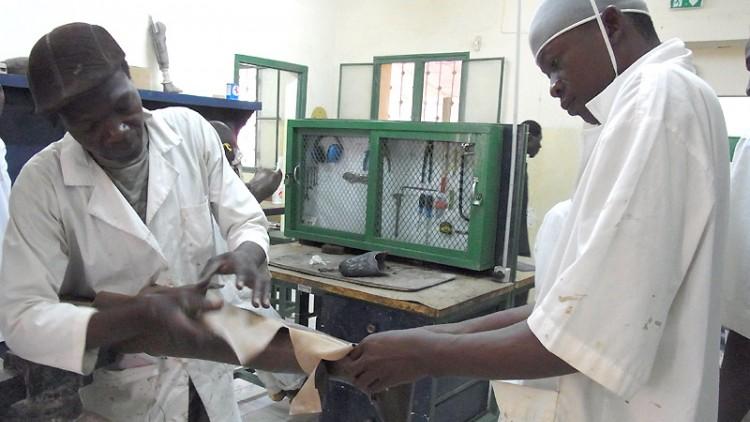 Chade: as minas terrestres não são para os combatentes