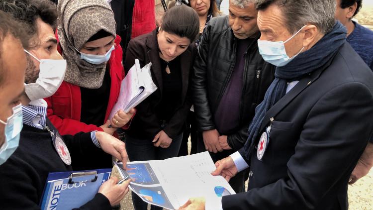 人民网:红十字国际委员会主席敦促国际社会寻找解决叙利亚危机新途径