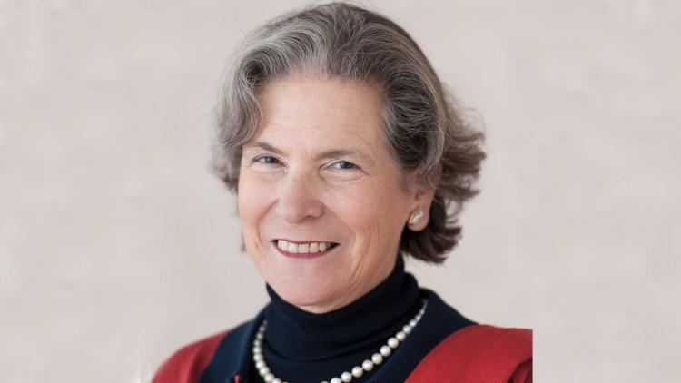 Christine Beerli, vice-présidente