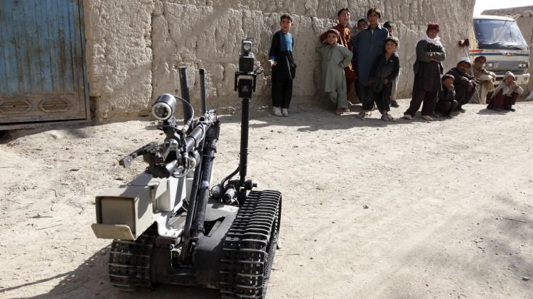新科技与现代战场