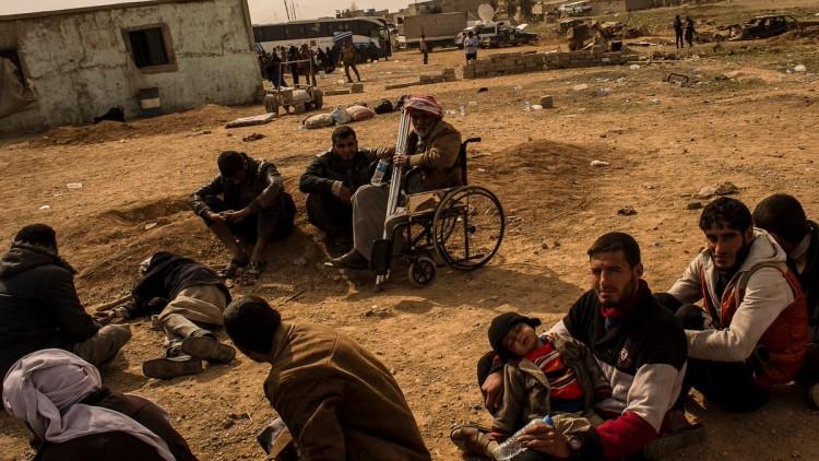 Cicatrices de por vida: terrible situación en Mosul tras el fin de la guerra