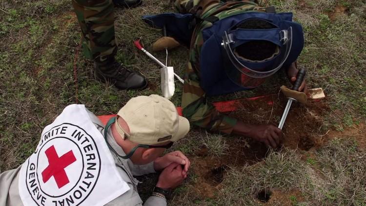 Éthiopie : soutenir le déminage pour aider les habitants à récupérer leurs champs et reconstruire leur vie