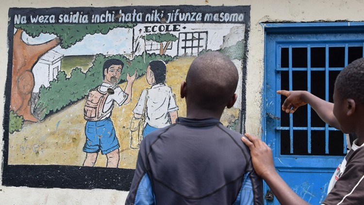 RD do Congo: Enfrentar o recrutamento de crianças por grupos armados