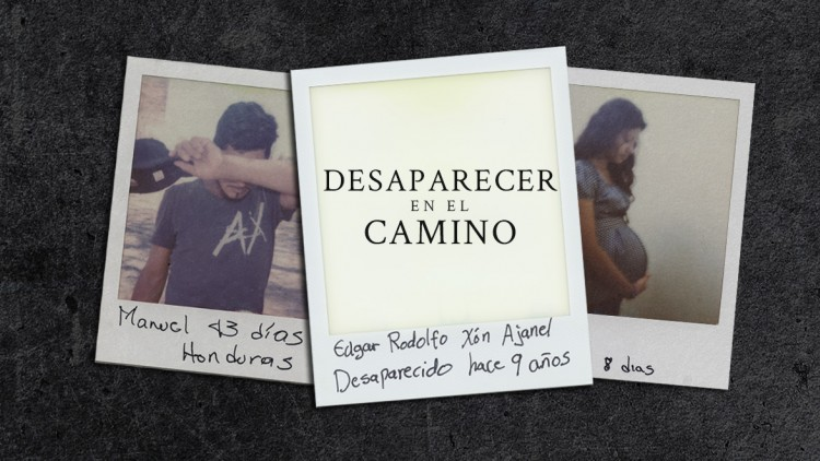 Desaparecer en el camino: historias de migrantes desaparecidos