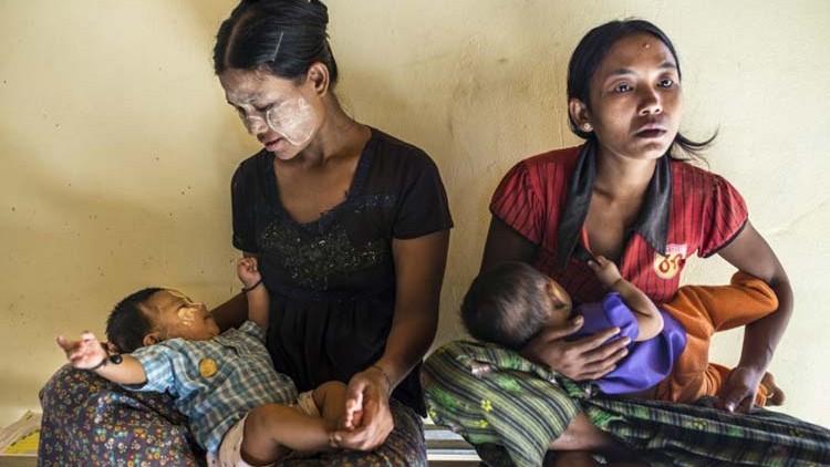 Myanmar : un dispensaire où tout le monde est le bienvenu