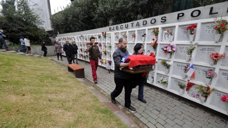 Chile: casos de identidade