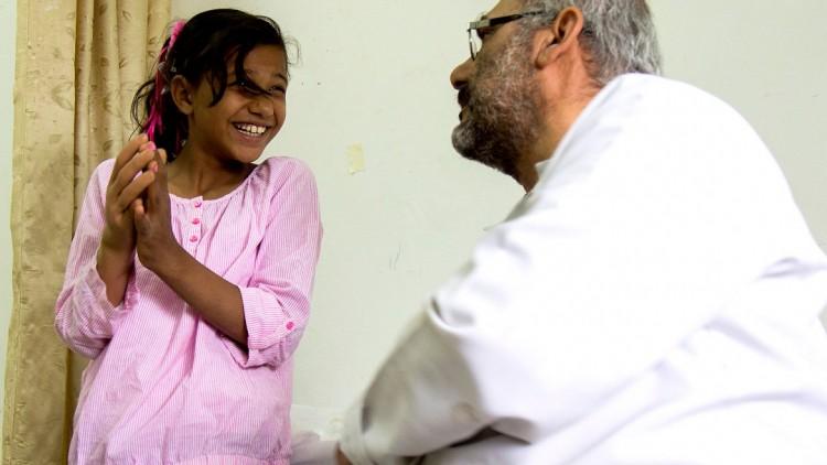 Gaza : une nouvelle main pour Doaa
