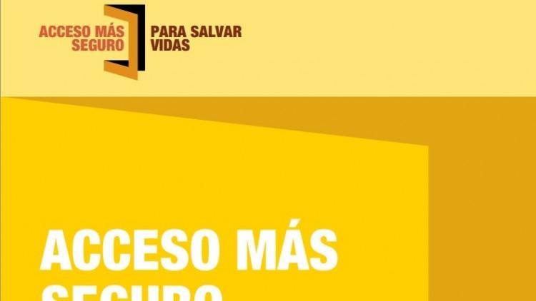 Acceso más seguro: Guía para las Sociedades Nacionales