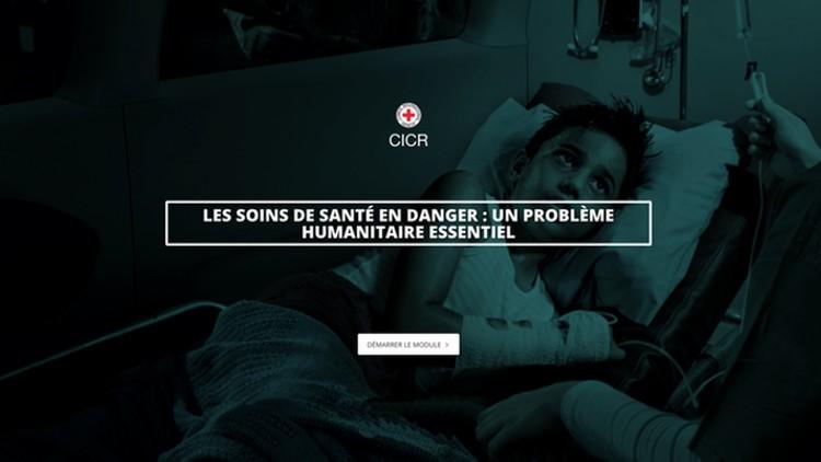 Les soins de santé en danger:<br/> un problème humanitaire essentiel