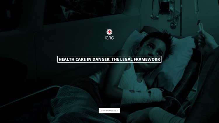 Health Care in Danger: The legal framework (ENG, FRA)