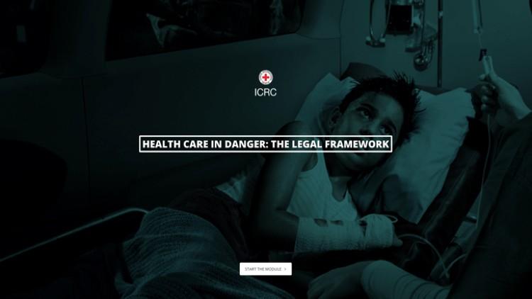 Asistencia de salud en peligro: <br/> el marco jurídico (en inglés)