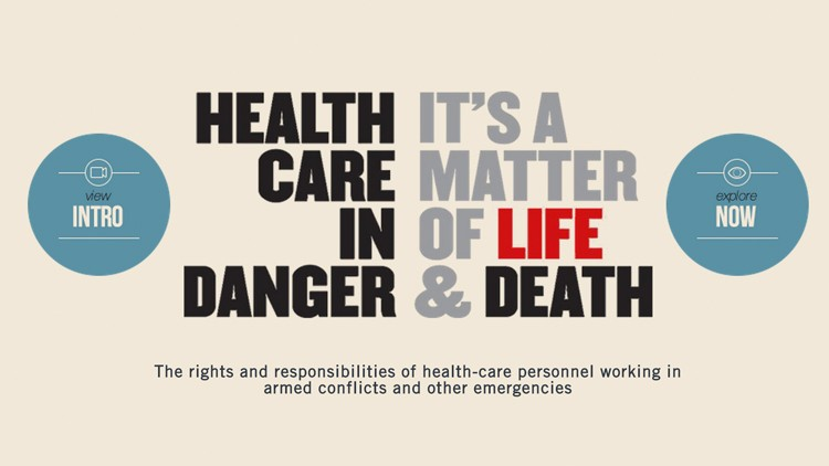 Rights and responsibilities of<br/> health-care personnel