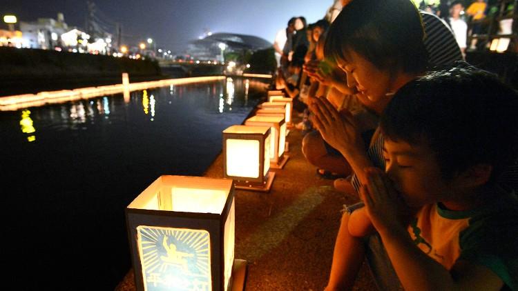 هيروشيما وناغازاكي  70 عامًا، لم تخفف من الأضرار الخطيرة التي لحقت بالناجين وأسرهم