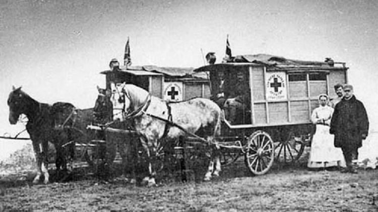 De la batalla de Solferino a las vísperas de la Primera Guerra Mundial