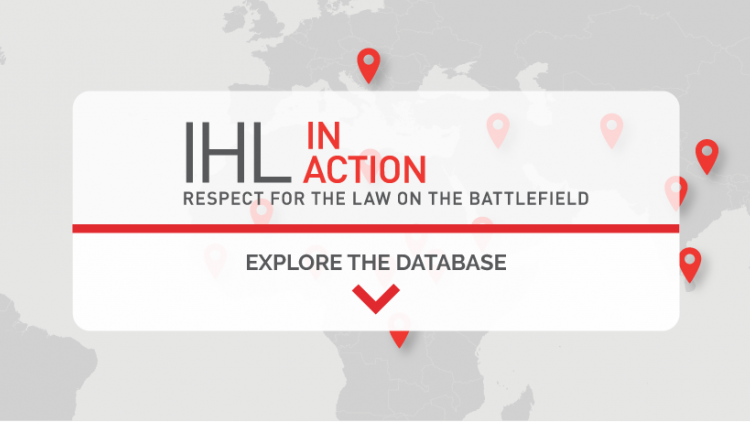 IHL in action: Respect for the law in the battlefield