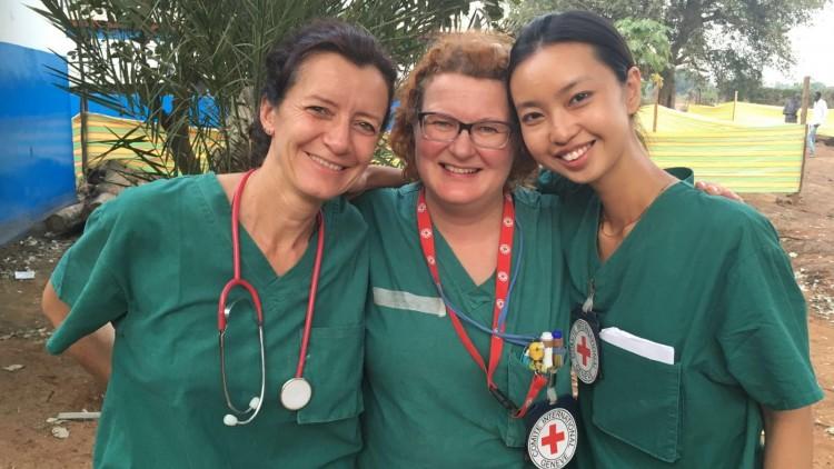 中国网:ICRC护士曾雅诗访谈