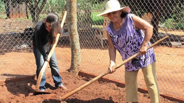 Paraguai: Mais que uma horta