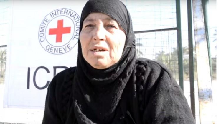 Irak: el sufrimiento de Um Ali, en duelo y desplazada